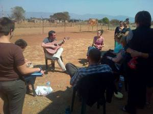 Impromptu Limpopo Concert